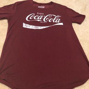 Super soft Coca Cola tshirt